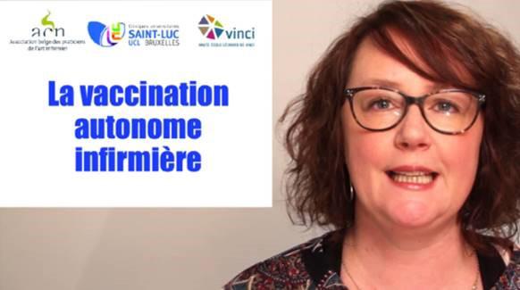 Vaccination autonome infirmière : vidéo-formation gratuite